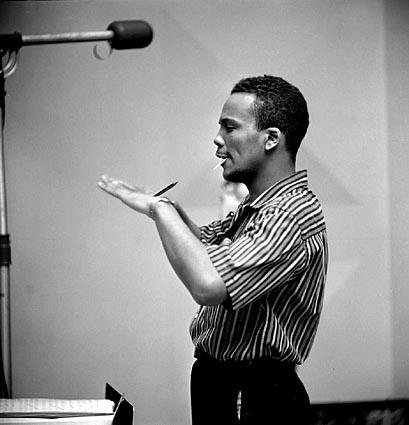 Quincy Jones, NYC (1955)